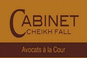 Cabinet Maître Cheikh Fall
