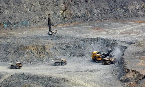 Copper Mine in DRC