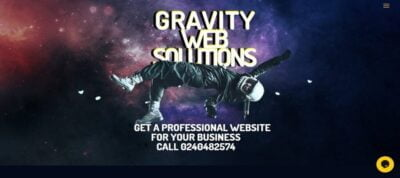Gravity Web Solutions Ghana - Top Digital Marketing Company Ghana