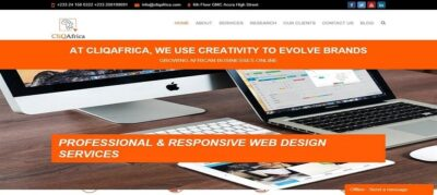 cliqafrica digital marketing company ghana