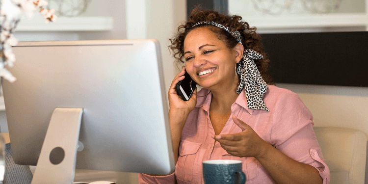 How to run a successful small business from home
