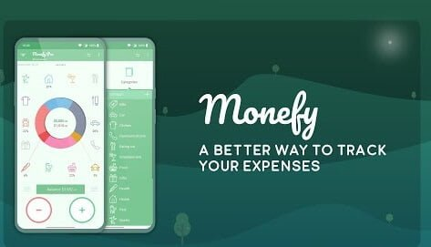 Monefy - Best Personal Finance Apps For Budgeting