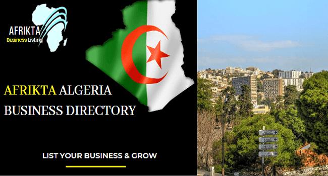 Afrikta Algeria business directory and listing